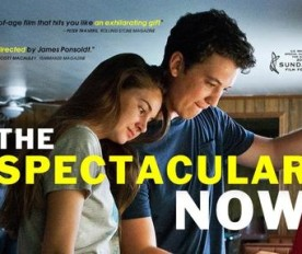 The Spectacular Now (2013) poster