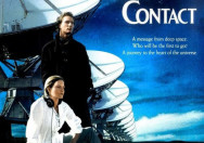 Contact (1997) poster